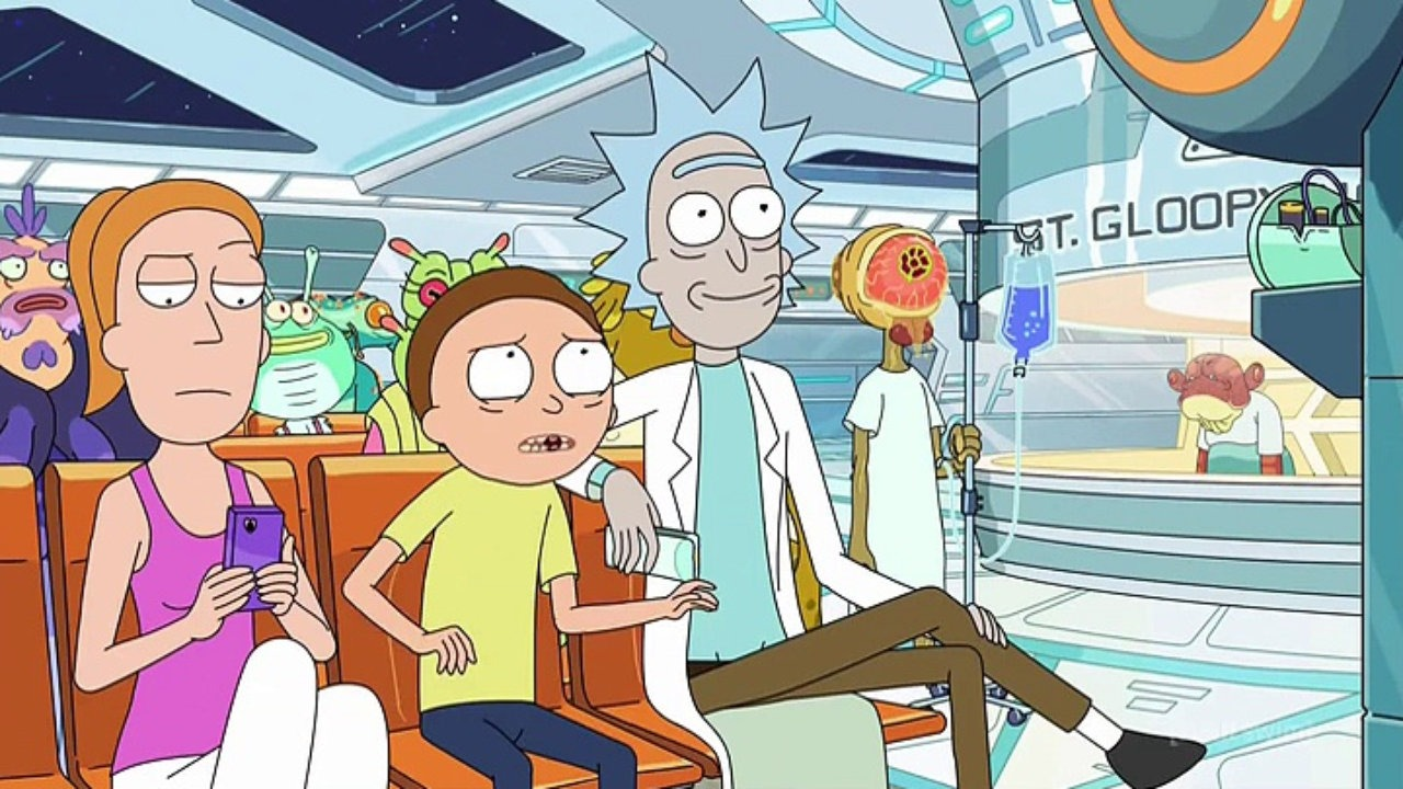 ricka and morty season 2