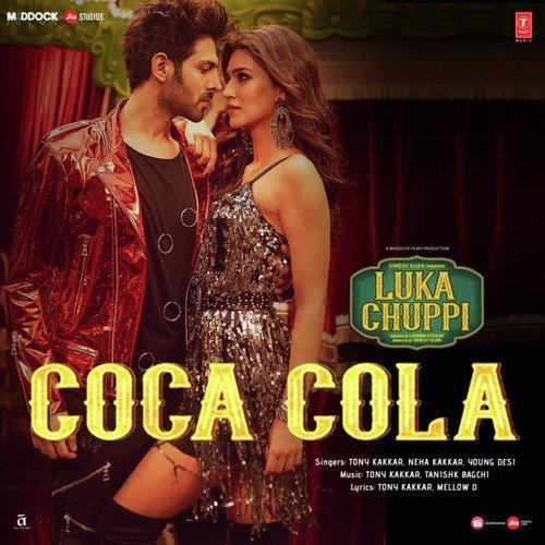 Tony Kakkar Neha Kakkar Coca Cola 2019