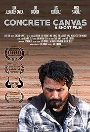 Concrete Canvas Poster