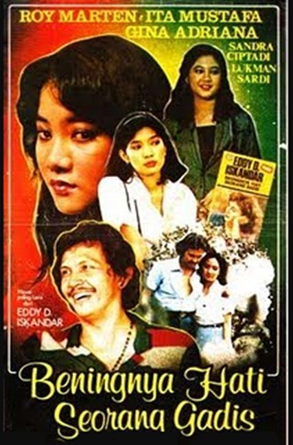 Beningnya hati seorang gadis ((1980))