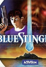 Blue Stinger Poster