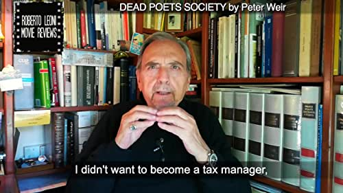 Roberto Leoni Movie Reviews - Dead Poets Society