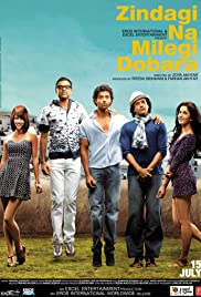 Zindagi Na Milegi Dobara (2011) Poster - Movie Forum, Cast, Reviews