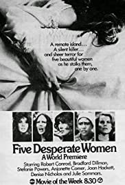 Five Desperate Women Poster