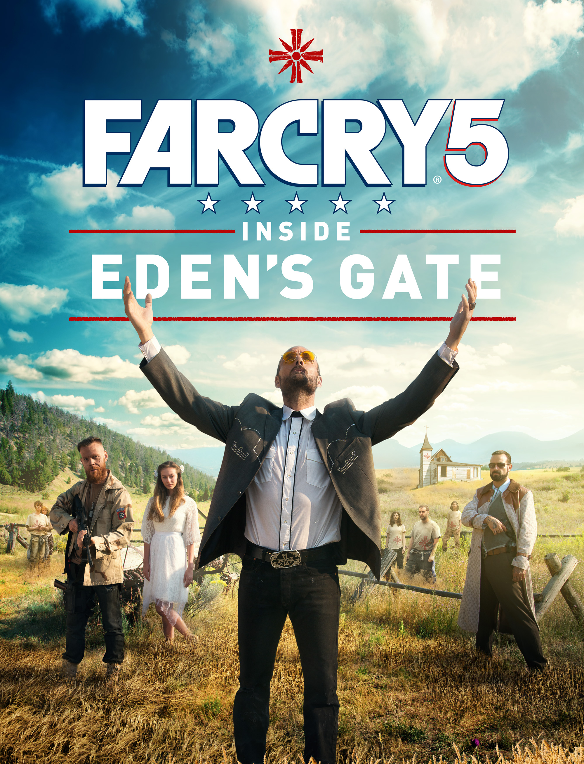 Far Cry 5 Inside Eden S Gate 2018 Imdb