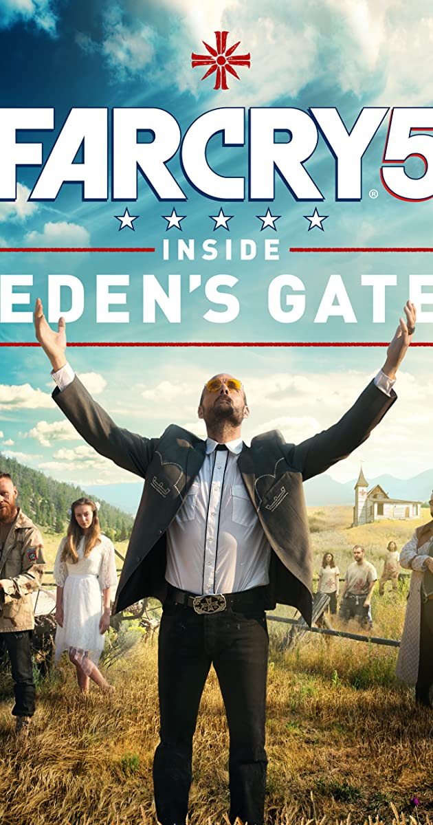 Subtitle of Far Cry 5: Inside Eden's Gate