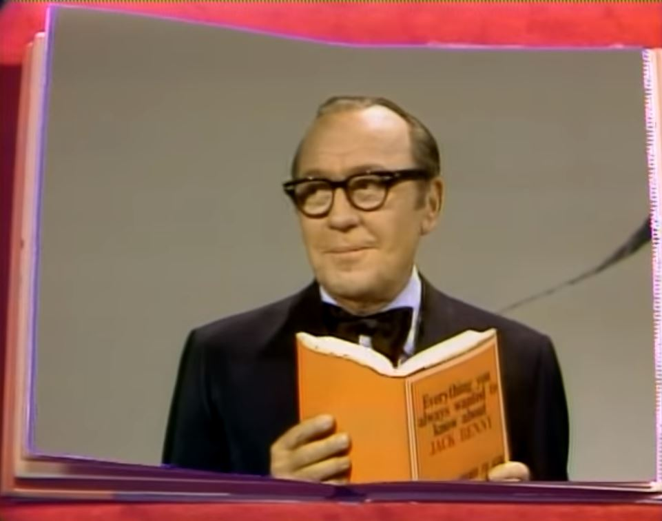 everything you always wanted to know about jack benny but were