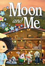 Moon and Me Poster