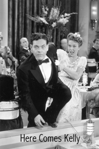 Eddie Quillan and Joan Woodbury in Here Comes Kelly (1943)