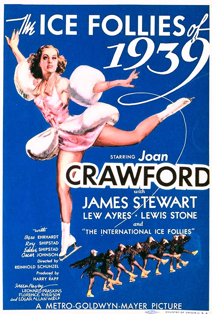 Joan Crawford in The Ice Follies of 1939 (1939)