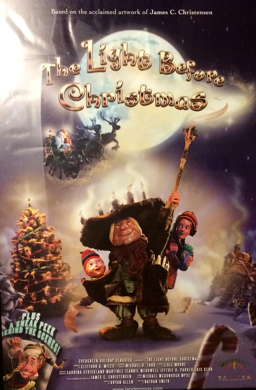 The Light Before Christmas (TV Movie 2007) - IMDb