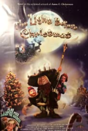 The Light Before Christmas Poster