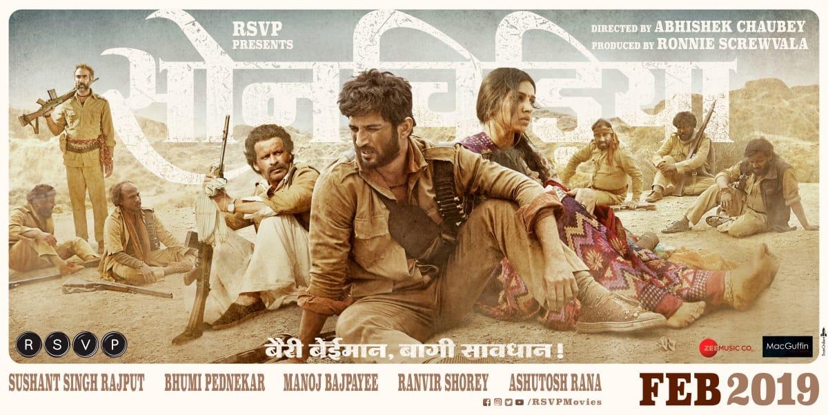 Sonchiriya (2019) Film Indian Online Subtitrat in Romana
