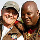 Leon Schuster and Kenneth Nkosi in Mad Buddies (2012)
