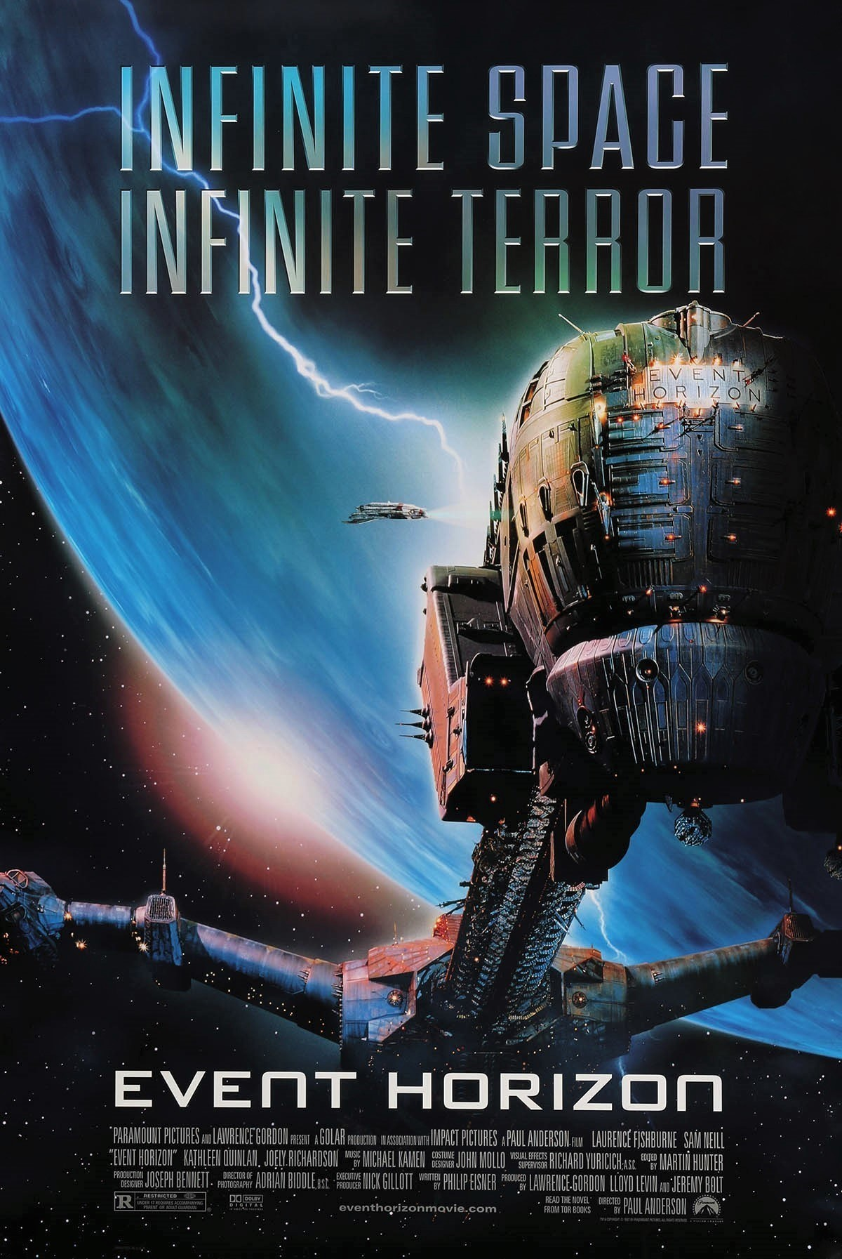 Event Horizon 1997 Imdb
