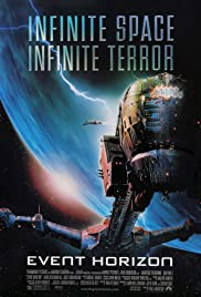 Event Horizon (1997) Poster - Movie Forum, Cast, Reviews