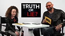 Truth or Lie With Dave Bautista and Chloe Coleman
