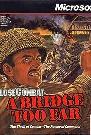 Close Combat: A Bridge Too Far Poster