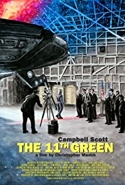 The 11th Green Poster