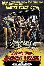 Escape from Women's Prison Poster