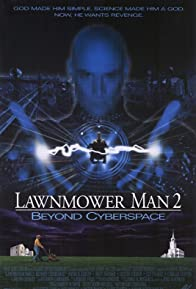 Primary photo for Lawnmower Man 2: Beyond Cyberspace