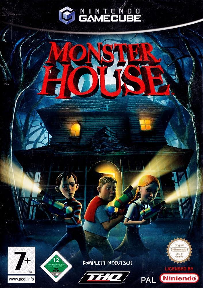 Image result for Monster House (2006)
