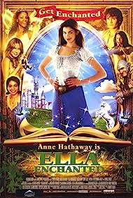 Minnie Driver, Vivica A. Fox, Anne Hathaway, Jim Carter, Hugh Dancy, Parminder Nagra, and Aidan McArdle in Ella Enchanted (2004)