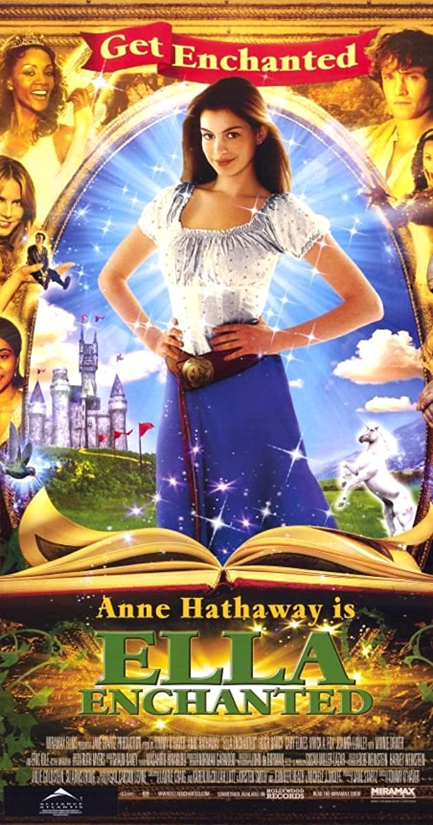 b0a5aad5b Ella Enchanted (2004) - IMDb