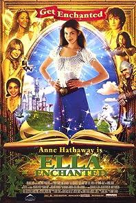 Ella Enchantedเจ้าหญิงมนต์รักมหัศจรรย์