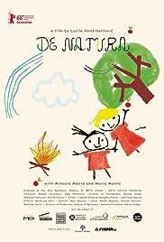 De Natura(2018) Poster - Movie Forum, Cast, Reviews