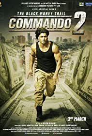 Vidyut Jammwal in Commando 2 (2017)