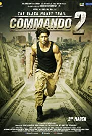 Commando 2 Torrent Download 2017