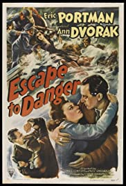 Escape to Danger Poster