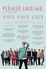 Please Like Me (2013) Poster - TV Show Forum, Cast, Reviews