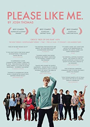 Please like Me TV Poster