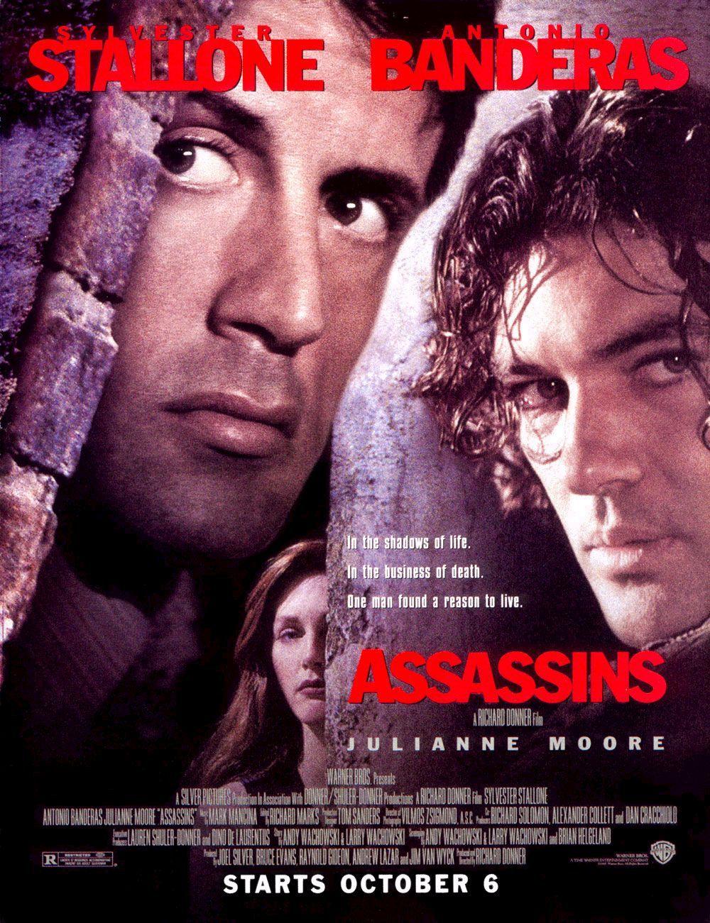 Assassins 1995 Imdb