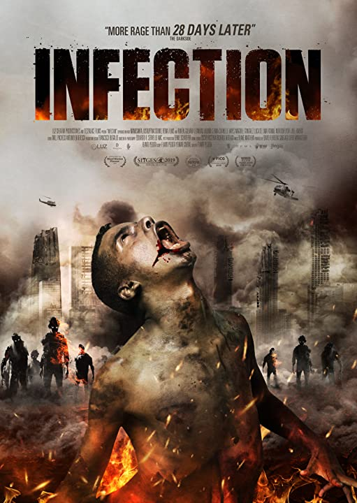 Infection (2019) Hindi Dubbed