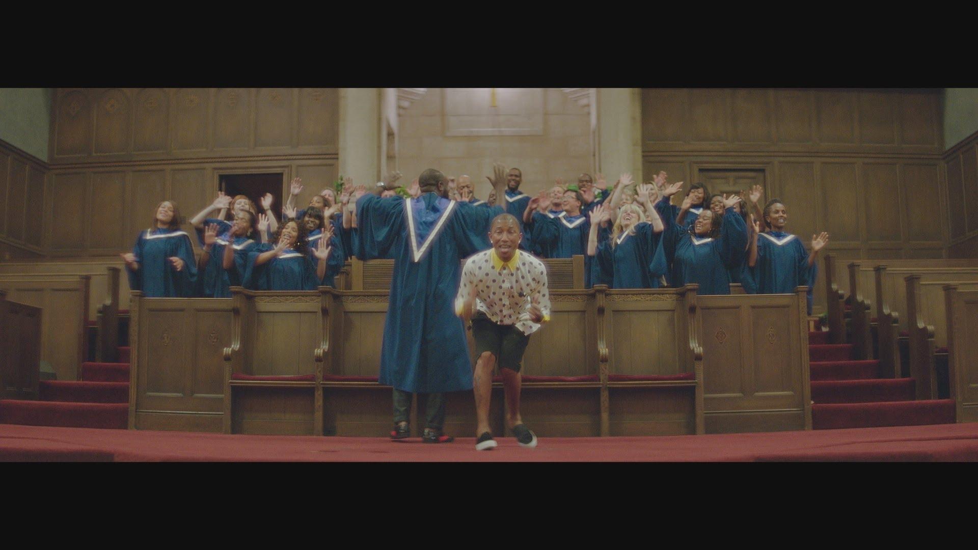 Happy - Pharrell Williams Cover by Reza Nasseri   1080x1920
