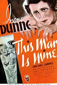 This Man Is Mine (1934) Poster - Movie Forum, Cast, Reviews