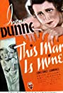 This Man Is Mine (1934) Poster