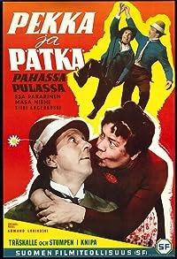 Primary photo for Pekka ja Pätkä pahassa pulassa