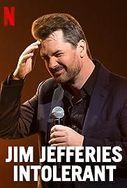 Jim Jefferies: Intolerant Poster