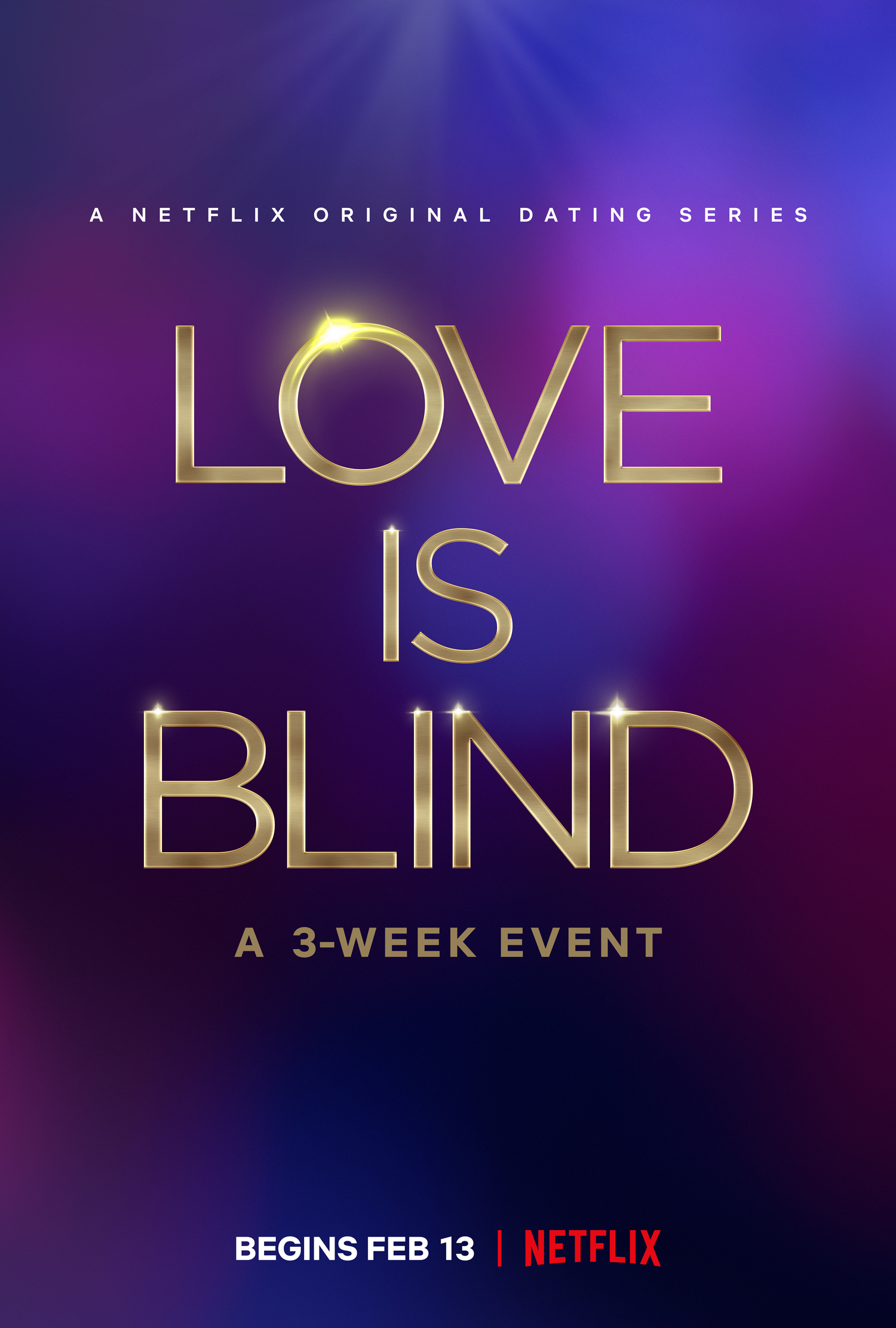Love Is Blind Season 2 Poster