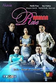 Nabila Huda, Keith Foo, Arja Lee, Nur Fathia, and Hisyam Hamid in Ariana Rose (2013)