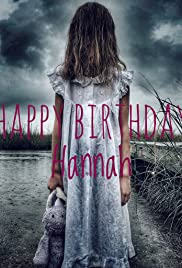 Happy Birthday Hannah Poster
