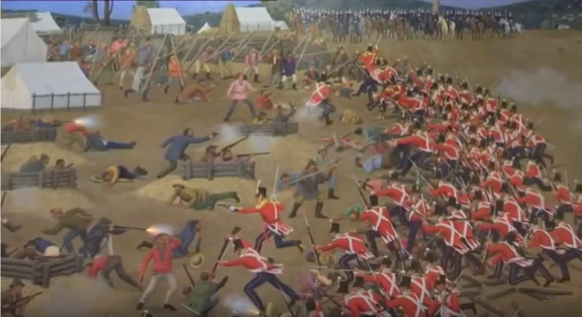 where was the eureka stockade