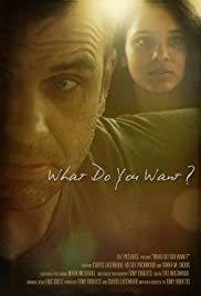 What Do You Want? Poster