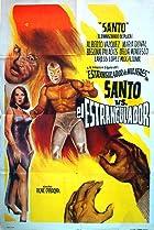 Santo vs. the Strangler (1965) Poster