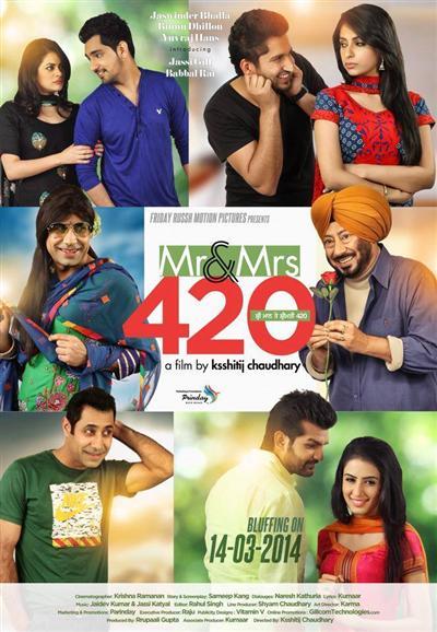 Mr. & Mrs. 420