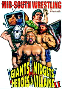 Movies direct download website Giants, Midgets, Heroes and Villains II [UltraHD]